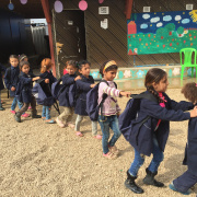Syrian children are assisted in a Lebanese refugee camp.<div class='url' style='display:none;'>/en/</div><div class='dom' style='display:none;'>kirchgemeinde.ch/en/</div><div class='aid' style='display:none;'>392</div><div class='bid' style='display:none;'>12188</div><div class='usr' style='display:none;'>235</div>