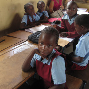 Orphans in Kitwe, Zambia, attend school.<div class='url' style='display:none;'>/en/</div><div class='dom' style='display:none;'>kirchgemeinde.ch/en/</div><div class='aid' style='display:none;'>390</div><div class='bid' style='display:none;'>12252</div><div class='usr' style='display:none;'>235</div>